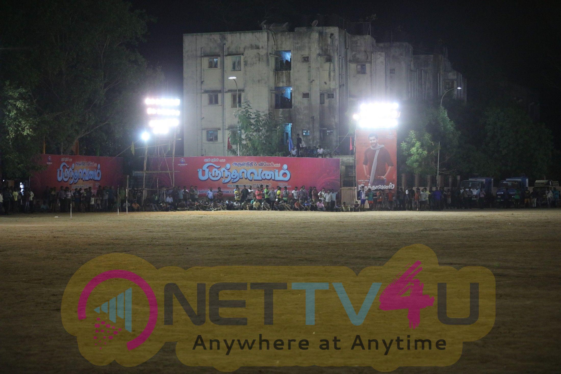 Brindhaavanam Koppai Cricket Tournament Final Match Event Photos