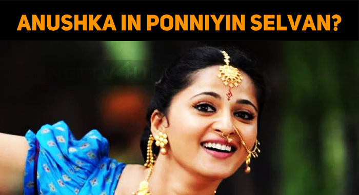 Anushka In Mani Ratnam's Next?