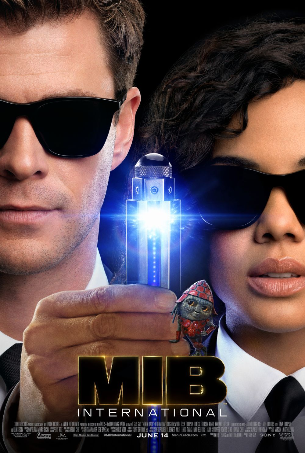 Men In Black International Movie Review English Movie Review