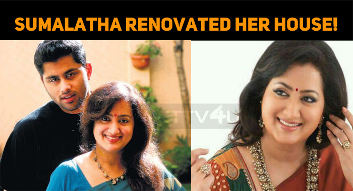 Sumalatha And Abhishek To Move To Their Renovat..