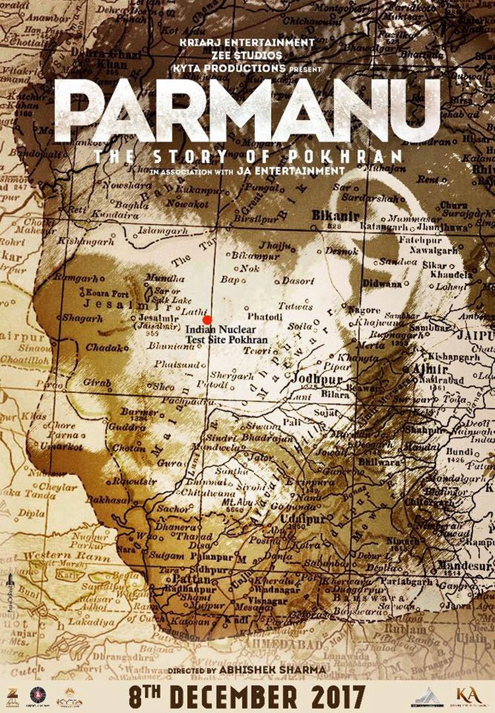 Parmanu - The Story Of Pokhran Movie Review Hindi Movie Review