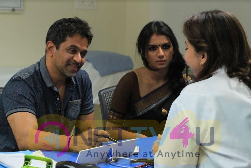 Kurukshethram Telugu Movie Shooting Spot Images Telugu Gallery