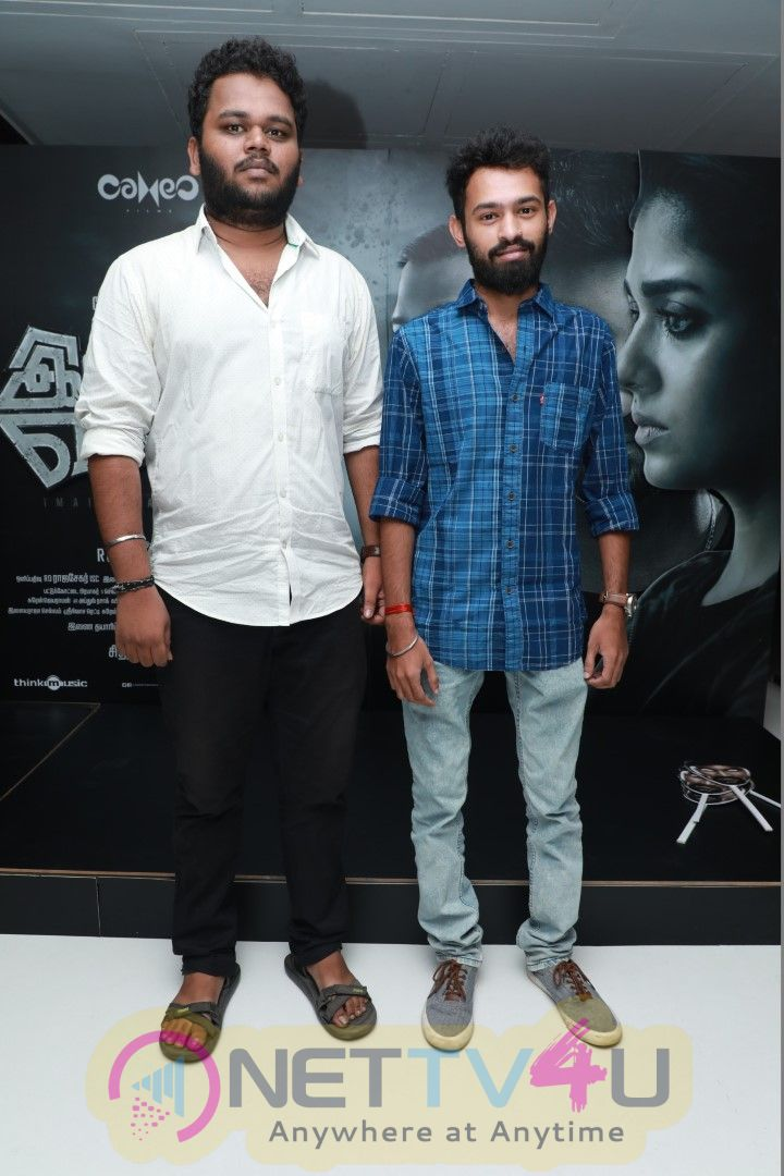 Imaikkaa Nodigal Movie Audio Launch Photos  Tamil Gallery