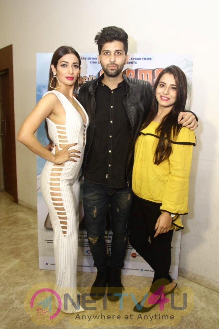 The Trailer Launch Of When Obama Loved Osama Along With The Star Cast Best Images Hindi Gallery