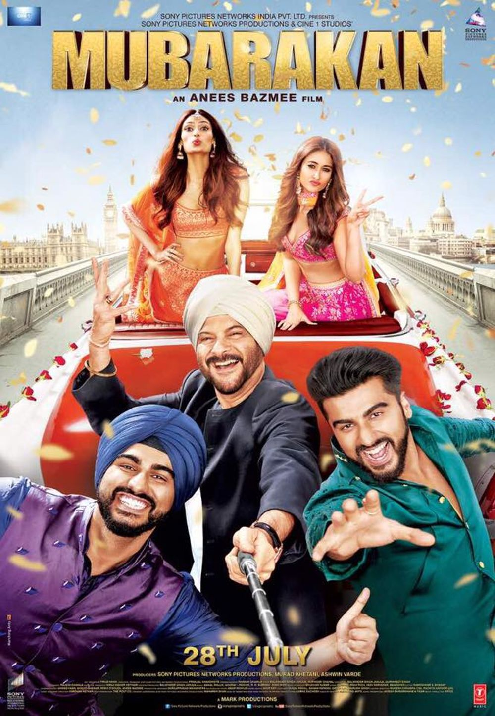 Mubarakan Movie Review Hindi Movie Review