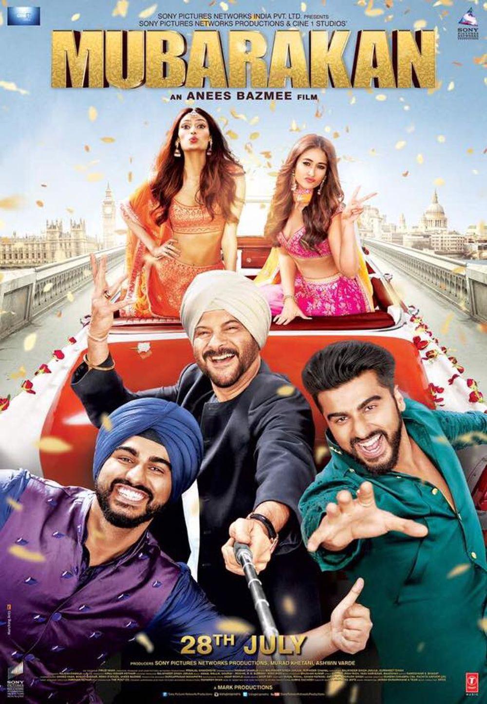 Mubarakan Movie Review Hindi Movie Review