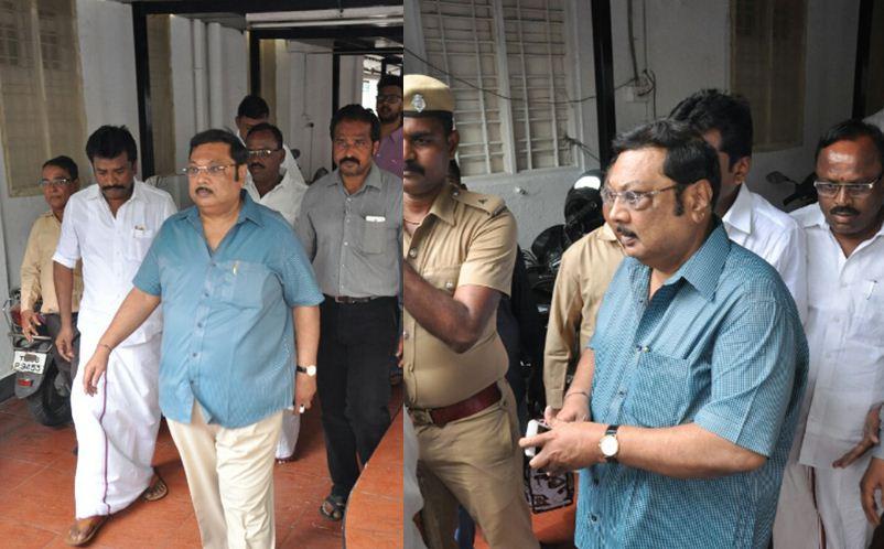 Alagiri Arrived! Gopalapuram, Filled With Leaders!