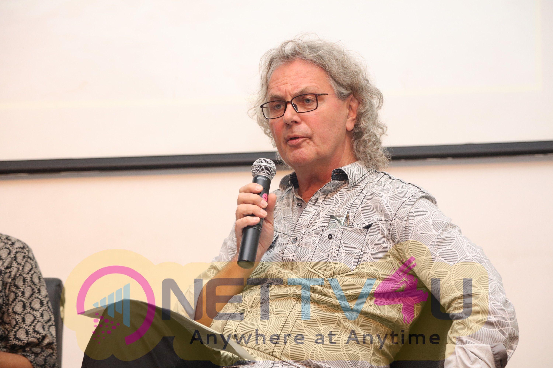 Chennai Photo Biennale Press Meet Photos