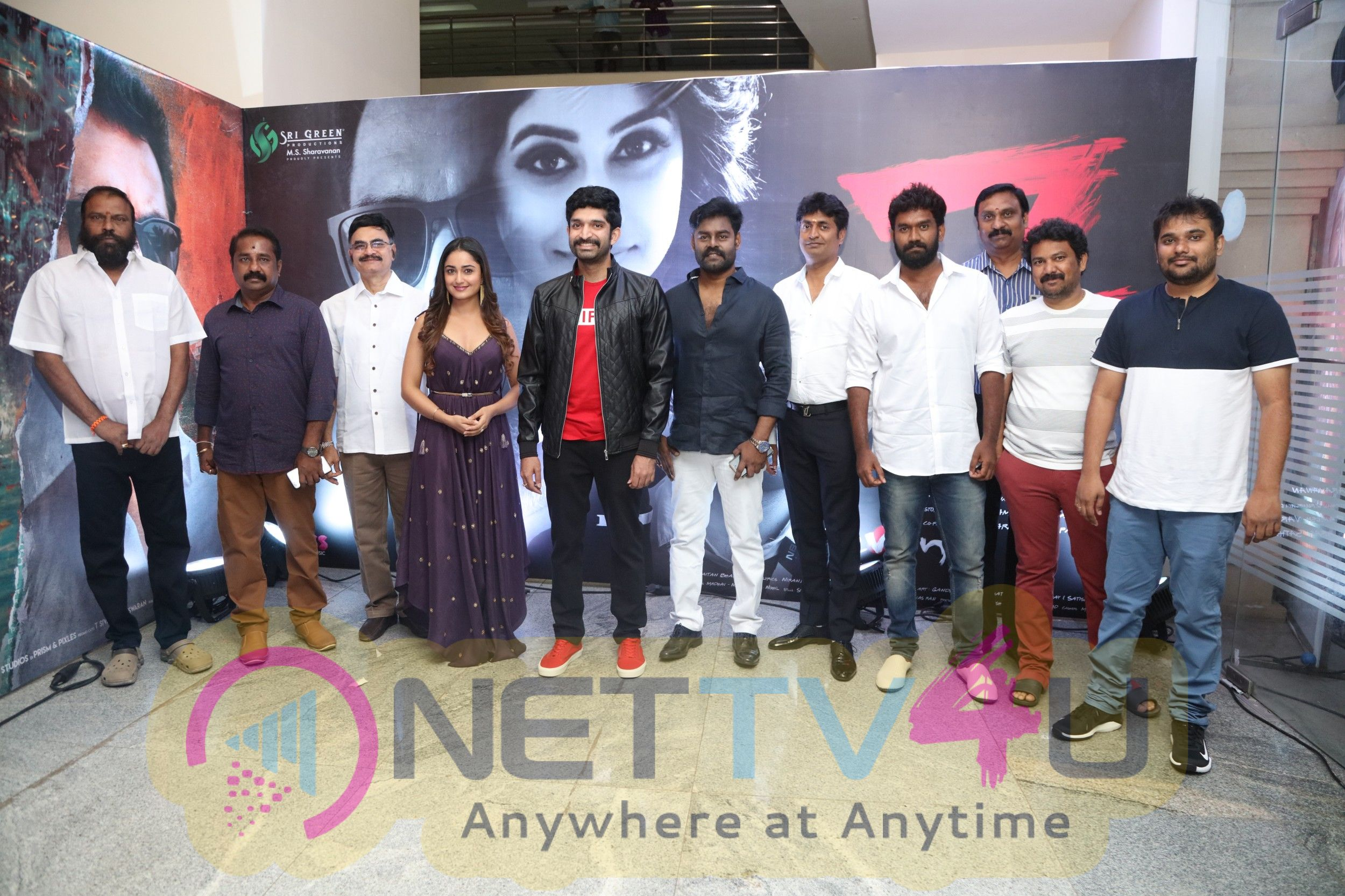 7 Seven Movie Single Track And Teaser Launch Images Tamil Gallery