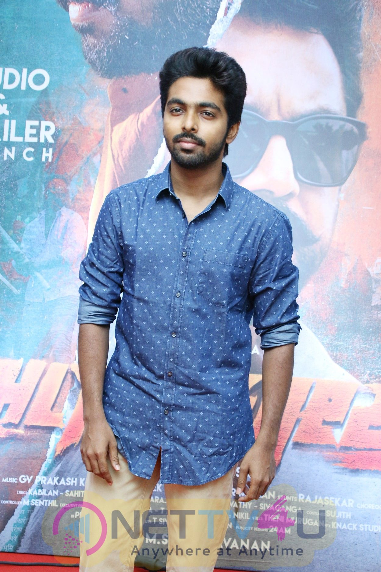 Adangathey Movie Audio And Trailer Launch Photos Tamil Gallery