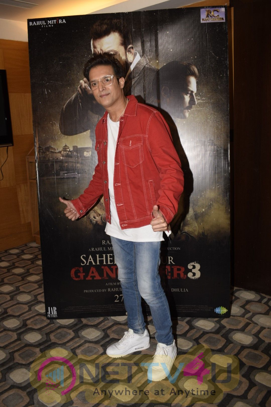 Saheb, Biwi Aur Gangster 3 Press Meet Stills Hindi Gallery