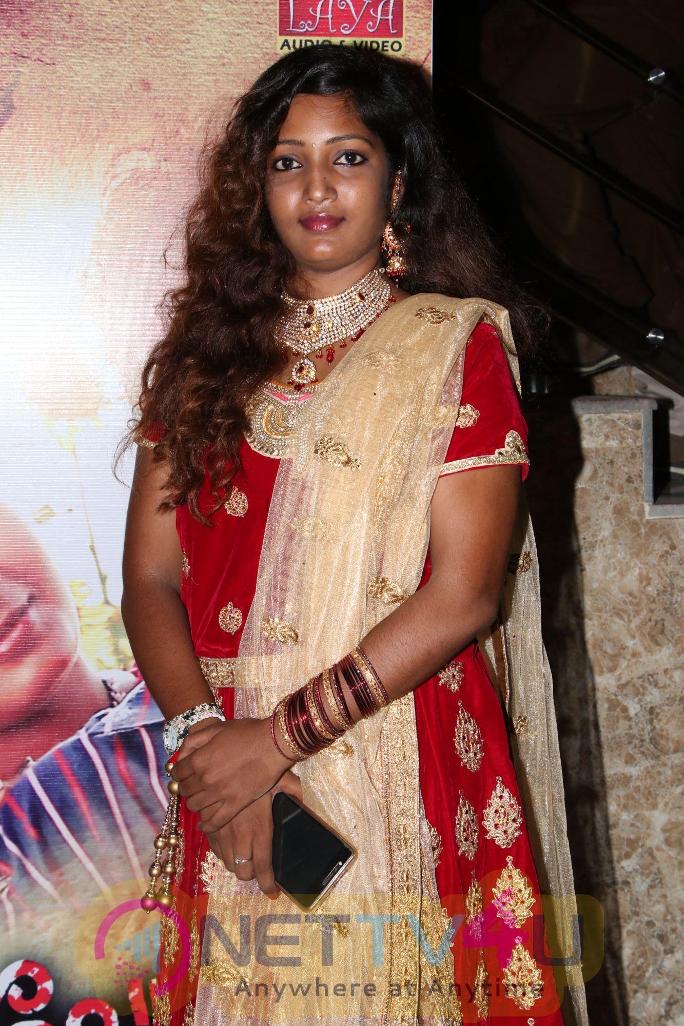 Nari Vettai Movie Audio Launch Cute Stills