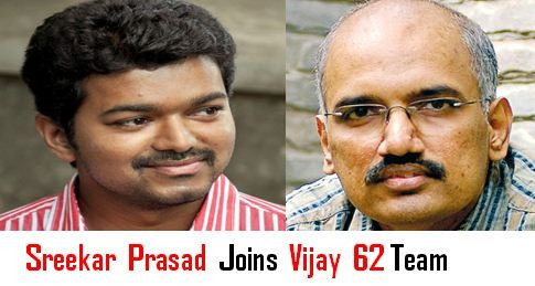 Award Winning Editor For Vijay's Next!
