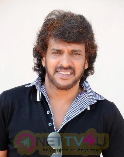 Actor Upendra Rao Good Looking Stills Kannada Gallery