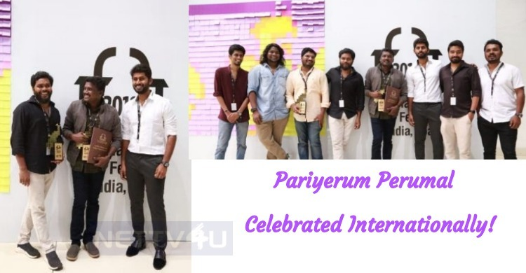 Pariyerum Perumal Is Being Celebrated Internati..