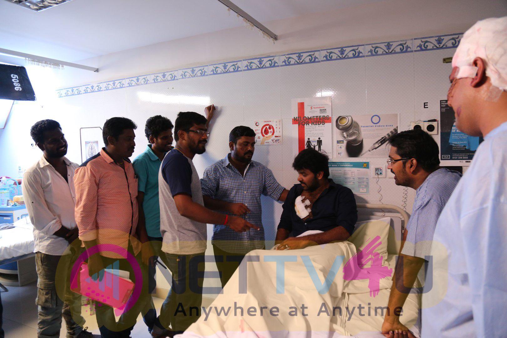 Enakku Vaaitha Adimaigal Movie Working Stills