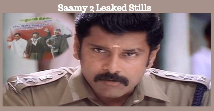 A Scene From Saamy 2 Leaked!