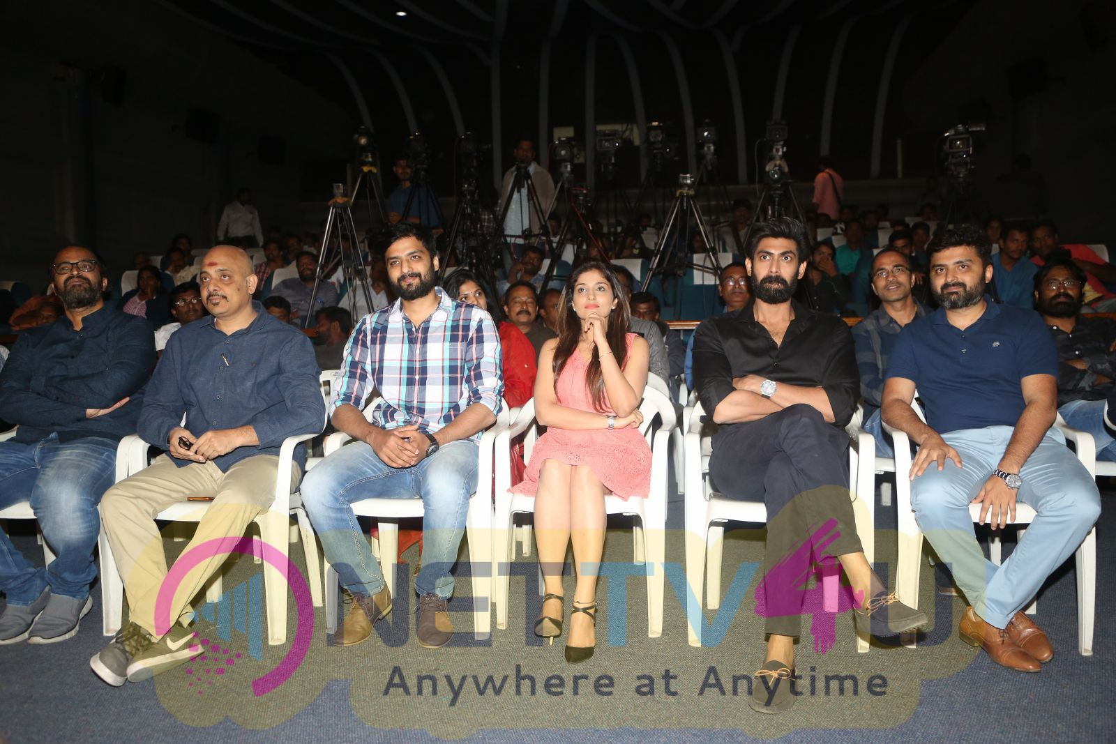 Rajaratha Movie Trailer Launch Photos
