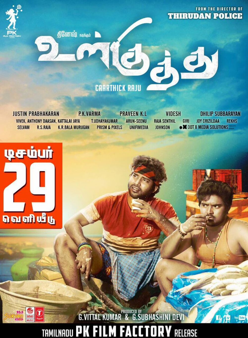 Ulkuthu Movie Review Tamil Movie Review