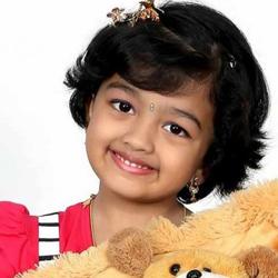 Adhitri Guruvayurappan Tamil Actress
