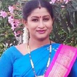 Geetha Narayanan Tamil Actress