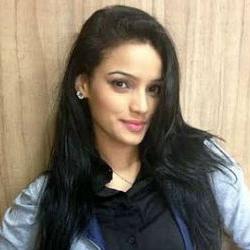 Shrashti Maheshwari Hindi Actress