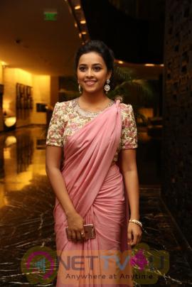 Actress Sri Divya Latest Good-looking Stills Telugu Gallery