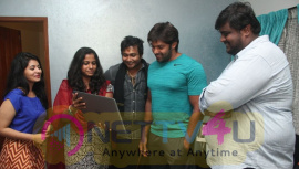 arya released the prediction game urumeen stills