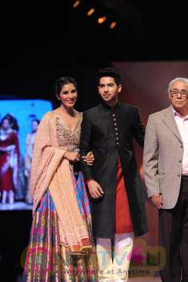 Caring With Style Fashion Show By Manish Malhotra & CPAA