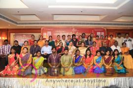 chennaiyil thiruvaiyaru season 11 press meet stills  20