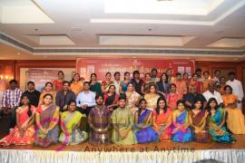 chennaiyil thiruvaiyaru season 11 press meet stills  21