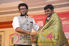 chennaiyil thiruvaiyaru season 11 press meet stills  26