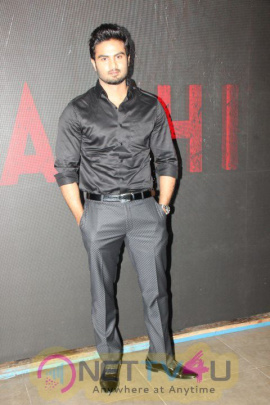 Introduction Of Baaghi Villain Sudheer Babu Press Meet Photos Hindi Gallery