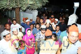 'KRISHNA GAADI VEERA PREMA GAADHA' Veera Vijaya Yatra -Team Visits Ameen Peer Dargah  @Kadapa Telugu Gallery