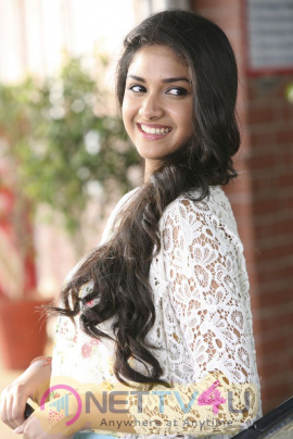 Malayalam Actress Keerthi Suresh Latest Stills