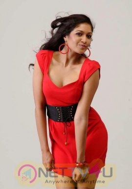 Malayalam Actress Meghana Raj Hot Photo Shoot Stills