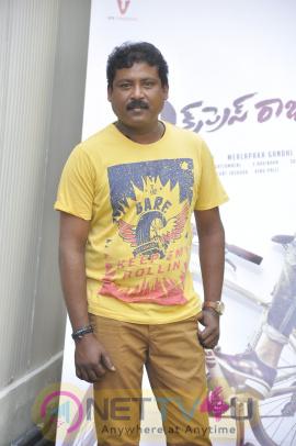 Prabhas Seenu Movie Press Meet Images