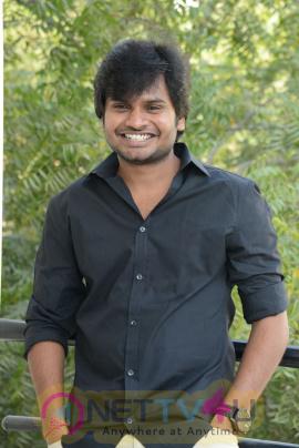 Telugu Movie Director Sriram Aditya Interview Photos