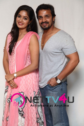 Vamshodharaka Kannada Movie Pressmeet Stills