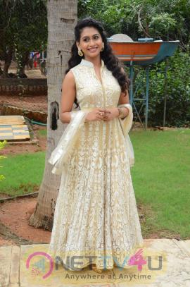 Actress Nithya Naresh Latest Stills At Nandini Nursing Home  Movie First Look Launch Telugu Gallery