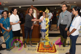 Actress Simran Inaugurates Apollo Sugar's Special Awareness Campaign On World Obesity Day images
