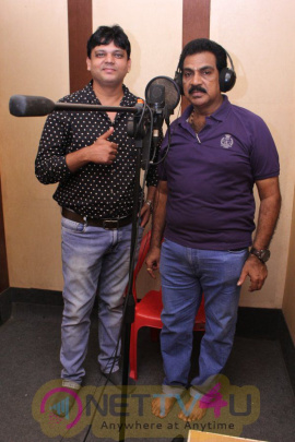 Amaavasai Movie Song Recording Photos Tamil Gallery