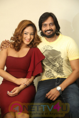 Araku Road Lo Telugu Movie Press Meet Cute Images