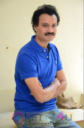 Contrl C Telugu Movie Director Interview Good Looking Photos Telugu Gallery