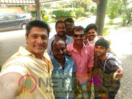 Ekta Telugu Movie Working Stills