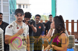 Leap For Hunger By Lauren Gottlieb On The Occasion Of Her Birthday Stills