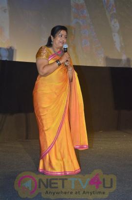 Meen Kuzhambum Manpanayium Tamil Movie Audio Launch Gorgeous Photos  Tamil Gallery