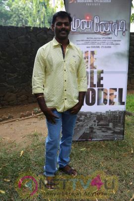 Munoodi Movie Team Interview Elegant Photos Tamil Gallery