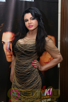 PC With Rakhi Sawant & Entire Cast For Upcoming Film Ek Kahani Julie Ki Stills