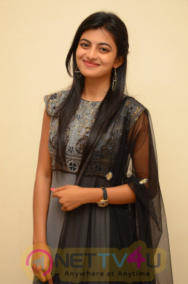 Rakshitha Cute Images At Tholi Premalo Platinum Disc Function